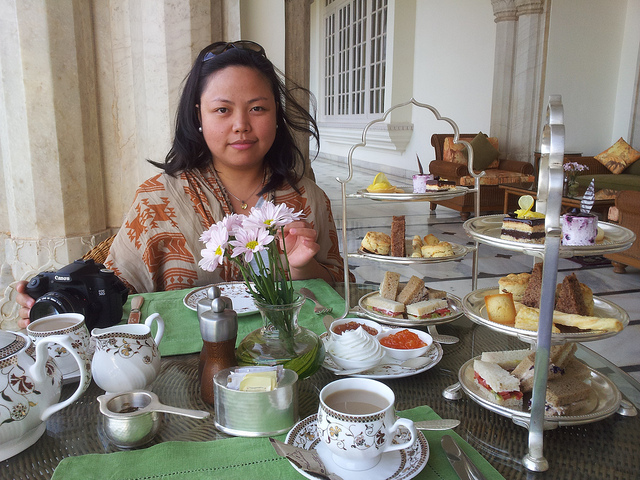 High Tea Themed Party